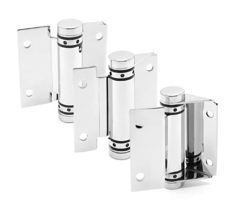 Glass Hinges