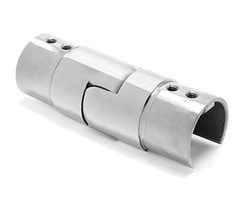 42.4 Round Top Mounted Handrail Adjustable Up