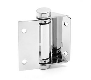 Glass Gate Hinge Wall/Post Mount